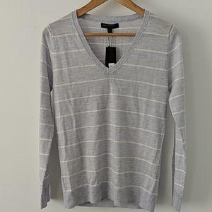 Banana Republic Merino V-neck sweater